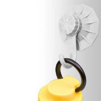 Φακός Camelion 15cm μαύρο-κίτρινο