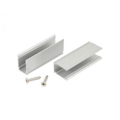 Καναλάκι αλουμινίου 5cm για στερέωση ταινίας strip128
