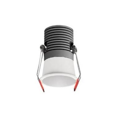 Χωνευτό σποτ Ø6cm LED 7W στεγανό
