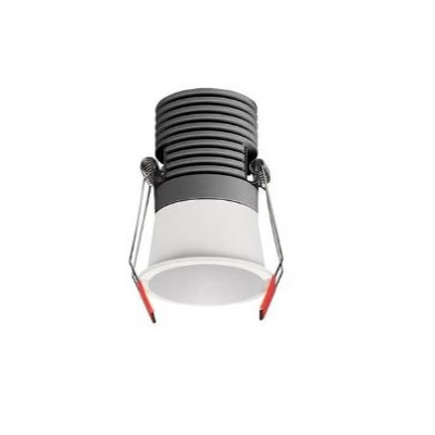 Χωνευτό σποτ Ø7.5cm LED 12W στεγανό