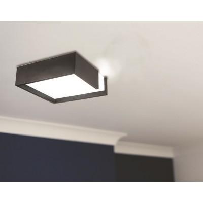 Τετράγωνη πλαφονιέρα LED 52x52cm