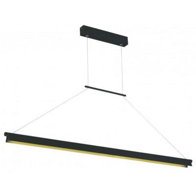 Μαύρο γραμμικό LED 120cm