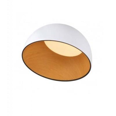 Πλάγια πλαφονιέρα οροφής Ø49cm LED