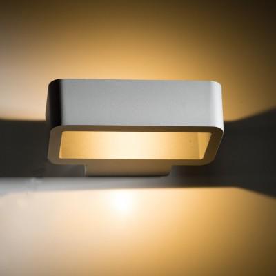 Απλίκα LED οριζόντιου φωτισμού 180⁰