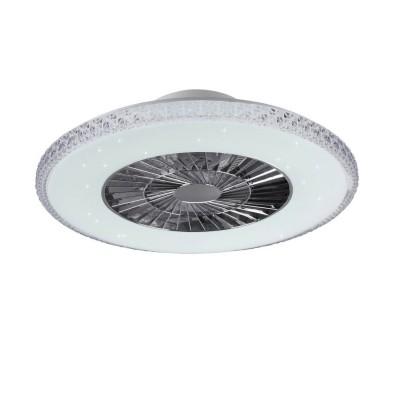 Ανεμιστήρας οροφής Ø60cm πλαστικός LED DIMMABLE