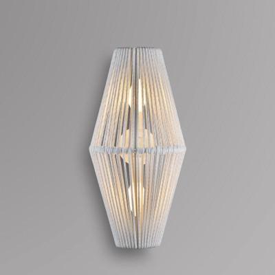 Δίφωτη απλίκα από σχοινί 40cm