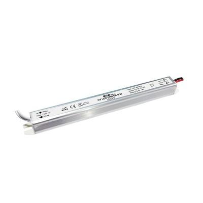 Τροφοδοτικό για ταινία LED 12V IP20 από 18W έως 60W