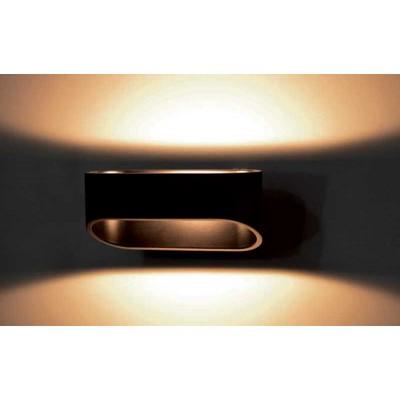 Απλίκα LED Up&Down διακοσμητικού φωτισμού 16x8cm