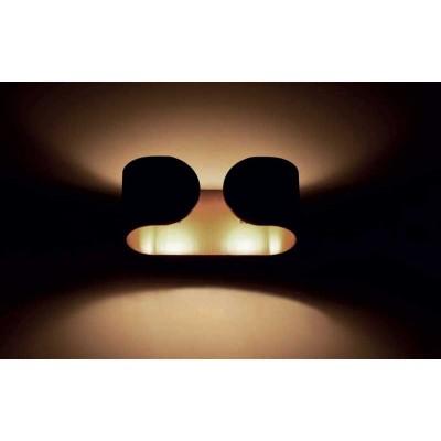 Απλίκα LED Up&Down διακοσμητικού φωτισμού 16x7cm