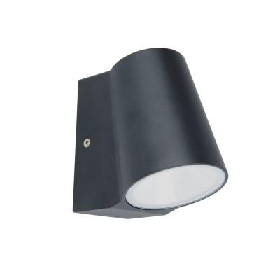Ανθρακί απλίκα αλουμινίου LED κάθετου φωτισμού