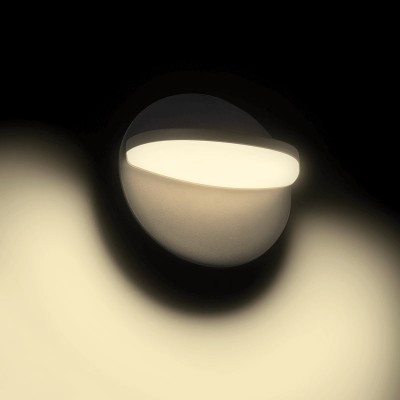 Στρογγυλή απλίκα Ø18cm LED με περιστρεφόμενη κεφαλή