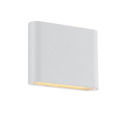 Στεγανή απλίκα LED εξωτερικού χώρου 9x11.5cm