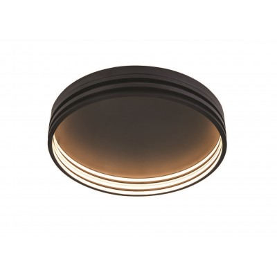 Στρογγυλή πλαφονιέρα LED Ø63cm