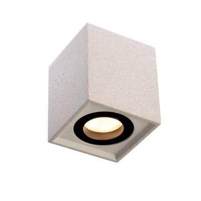 Τσιμεντένιος κύβος οροφής 8.5 x 8.5 x 10cm