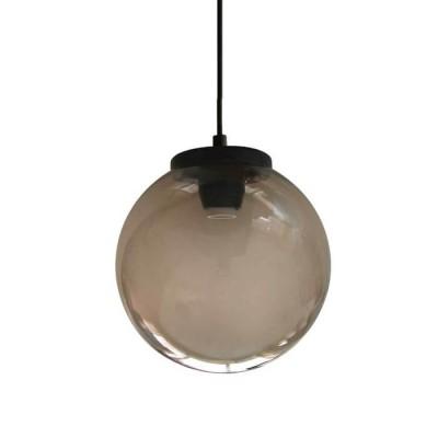 Στεγανό κρεμαστό φωτιστικό Φ20cm με PVC καλώδιο