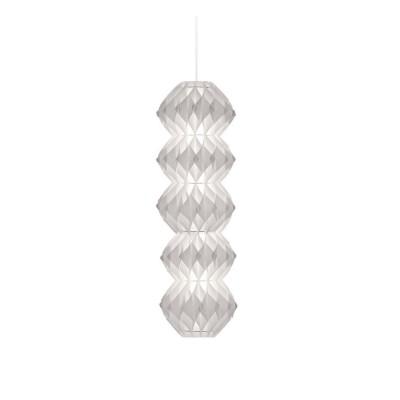 Πενταώροφο κρεμαστό φωτιστικό από PVC