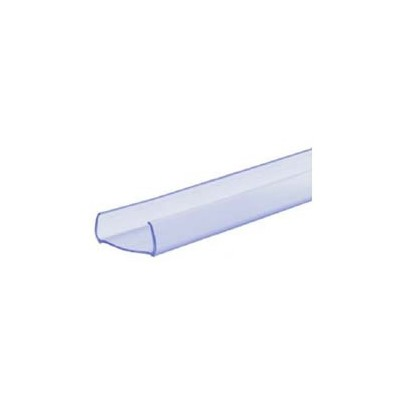 Προφίλ πλαστικό 1m για στερέωση ταινίας strip131