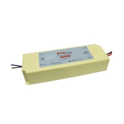 Τροφοδοτικό για ταινία LED 24V IP67 από 36W έως 150W