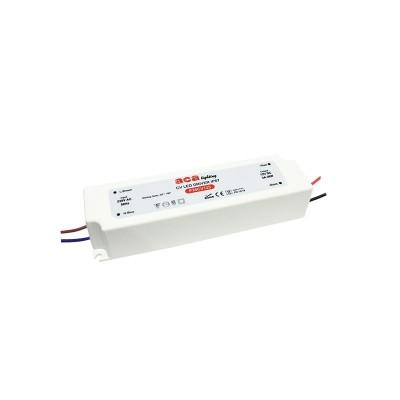Τροφοδοτικό για ταινία LED 12V IP67 από 36W έως 150W