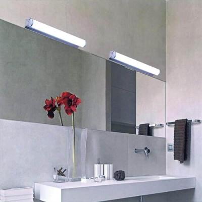 Απλίκα μπάνιου LED 56cm από μέταλλο και ακρυλικό