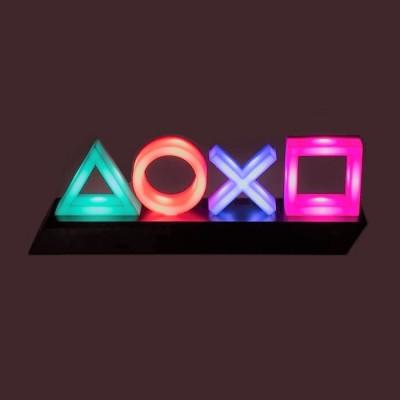 Επιτραπέζιο διακοσμητικό φωτιστικό LED Playstation 30x6x11cm