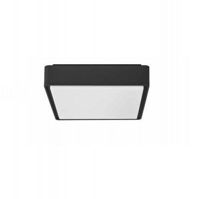 Στεγανή πλαφονιέρα 30x30cm από PC/ABS