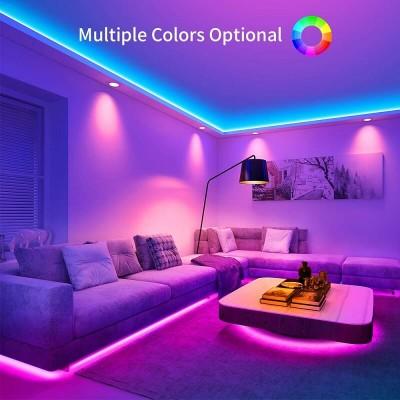 Έτοιμο σετ λεντοταινία RGB εσωτερικού χώρου 2x5m 4.8W