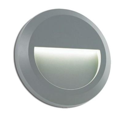 Στρογγυλή απλίκα Ø15cm κάθετου φωτισμού LED