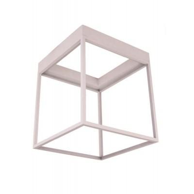 Φωτιστικό οροφής LED κύβος 44x44cm