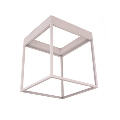 Φωτιστικό οροφής LED σε σχήμα κύβου