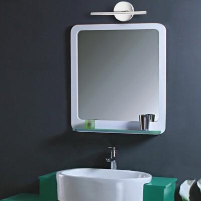 Γραμμική απλίκα μπάνιου με στρογγυλή βάση IP44