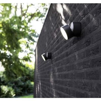 Περιστρεφόμενη στεγανή απλίκα αλουμινίου LED