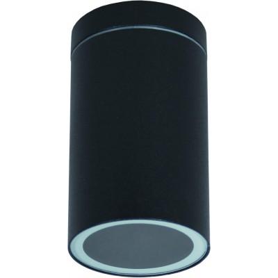 Στεγανό κυλινδράκι οροφής GU10 Ø6x11cm