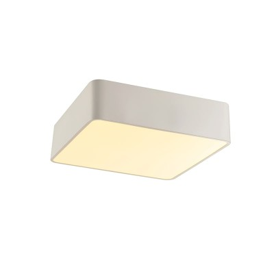 Τετράγωνο φωτιστικό οροφής LED 48x48cm