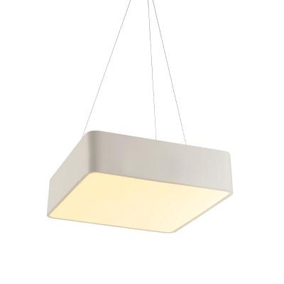 Κρεμαστό φωτιστικό LED τετράγωνο 48x48cm