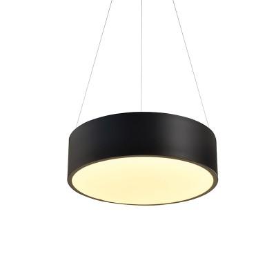 Στρογγυλό κρεμαστό LED Ø35cm