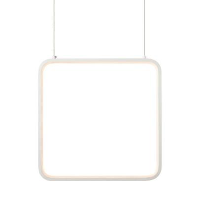 Κρεμαστό φωτιστικό LED τετράγωνο 30x30cm