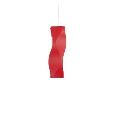 Μονόφωτο κρεμαστό από PVC 57cm