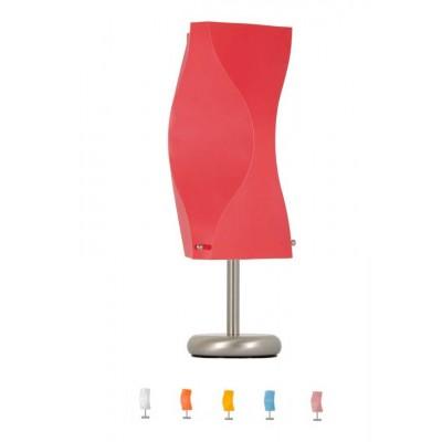 Μοντέρνο πλαστικό πορτατίφ κομοδίνου 51cm