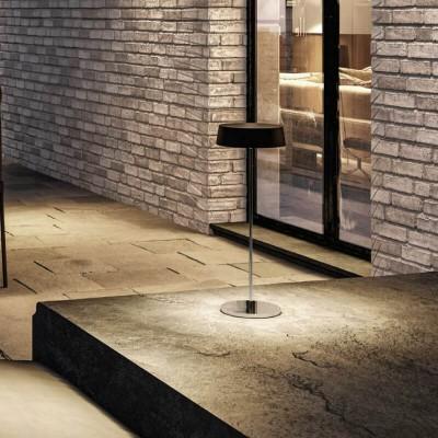 Επαναφορτιζόμενο επιτραπέζιο φωτιστικό 30cm με διακόπτη αφής