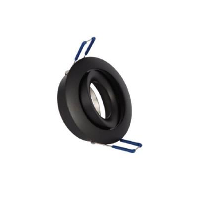 Κινητό χωνευτό σποτ Ø8.2cm με τρύπα κοπής Ø7cm GU10 PAR16