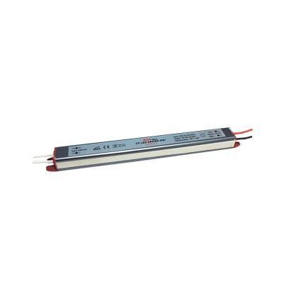 Τροφοδοτικό για ταινία LED 12V IP67 από 24W έως 60W