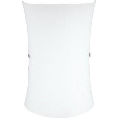 Γυάλινη κυλινδρική απλίκα 30cm με στένεμα στη μέση