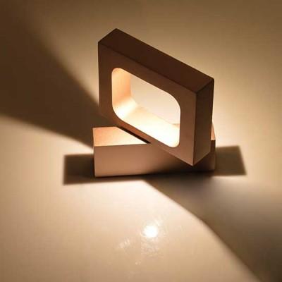 Περιστρεφόμενη απλίκα LED mini ACA
