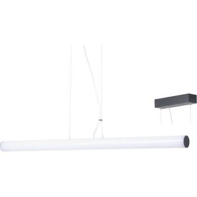 Γραμμικό κρεμαστό φωτιστικό LED διάχυτου φωτισμού 100cm